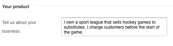 Enter the description of your league.